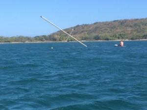 sailboat that didn't make it