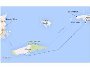 Stt to Vieques